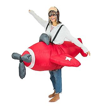 Adults Inflatable Plane Halloween Costume
