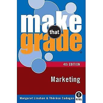 Marketing - Make That Grade