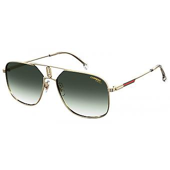 Sunglasses Unisex 1024/S Pilot gold with green glass
