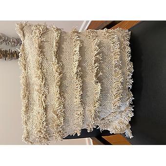 Spura Hogar Tradicional Cómodo Diseño de Cadena Marroquí Almohadas de Estilo 18x18