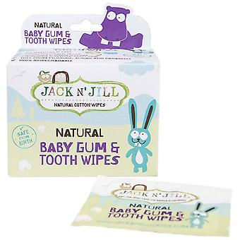 Jack 'n' Jill Baby Gum And Tooth Wipes