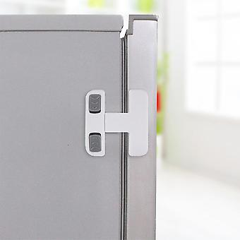 Sliding Door Lock With Double Buckle Design Safety