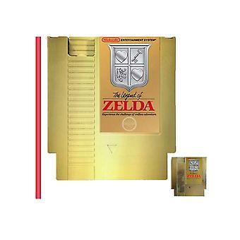 The Legend Of Zelda Cartridge Canteen Kolf nieuwe officiële Gamer Metal 8 oz