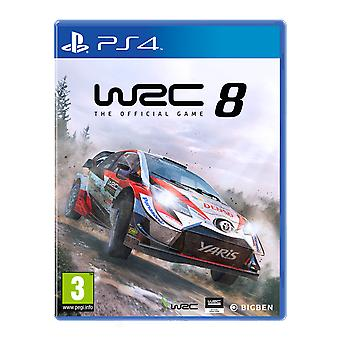 WRC 8 PS4 Game