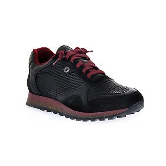 Exton antique black shoes