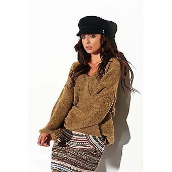 Cappuccino  sweaters v18657