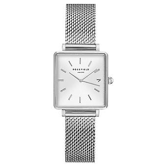 Rosefield the boxy Watch for Women Analog Quartz with Stainless Steel Bracelet QMWMS-Q038