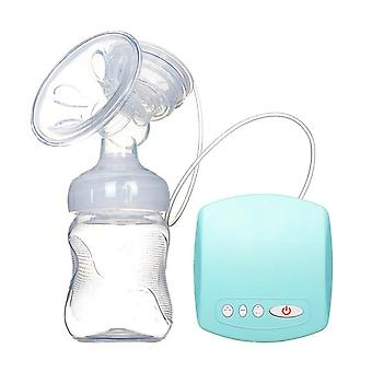 Electric Automatic Breast Pump With Milk Bottle - Powerful Baby Breast Feeding