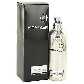 Montale Soleil de Capri by Montale Eau de Parfum Spray 3,3 oz (naiset) V728-518258