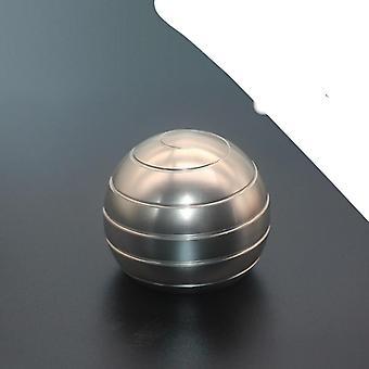 Brinquedo de alívio do estresse da área de trabalho, hipnose de descompressão de liga de alumínio