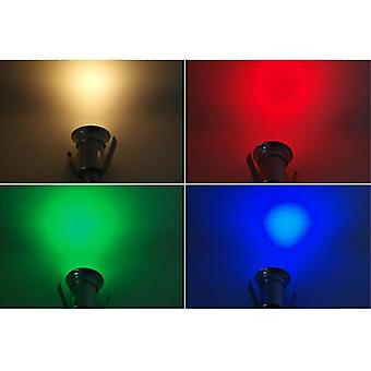 Outdoor Led Focus Recessed Spotlight  Ip67 With 1w And 3w Waterproof Led- Wall