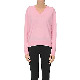 N°21 Ezgl068247 Women's Pink Wool Sweater