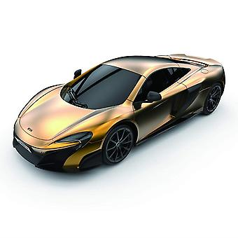 Mclaren G75LT Official 1.24 Scale RC Radio Remote Controlled Car
