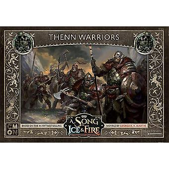 Free Folk Thenn Warriors A Song Of Ice and Fire Expansion Pack