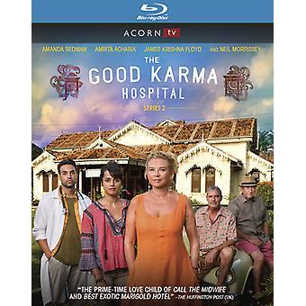 Good Karma Hospital: Season 2 [Blu-ray] USA import