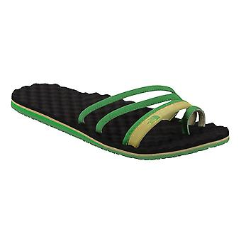 De North Face Womens Base Camp Trifecta Teenslippers Sandalen Casual A4XXC5K EE149