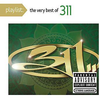 311 - Playlist: Very Best [CD] USA import