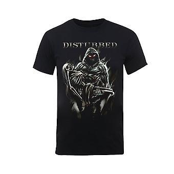 Disturbed Adults Unisex Lost Souls T-Shirt
