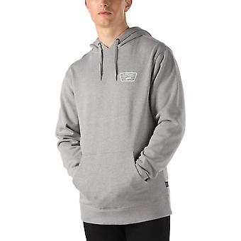 Bestelwagens Full Patched Hoodie Cement Heather Grey
