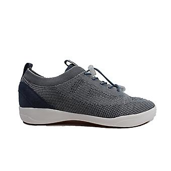 Josef Seibel Sina 65 Jeans Textile Womens Lace Up Trainers