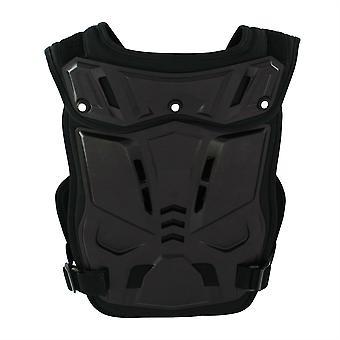 GP-Pro Evolution Lite Body Armour bröst / rygg protector w / orange klistermärke
