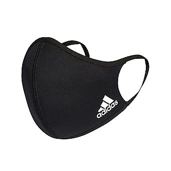 adidas Face Mask Cover Protection Black M/L (3 Pack)