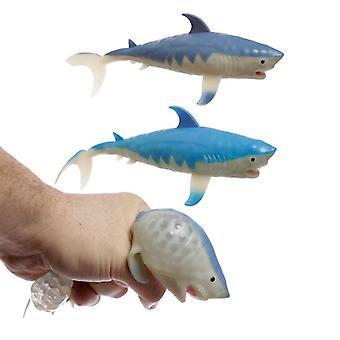 Fun kids squeezable shark 3 fourni