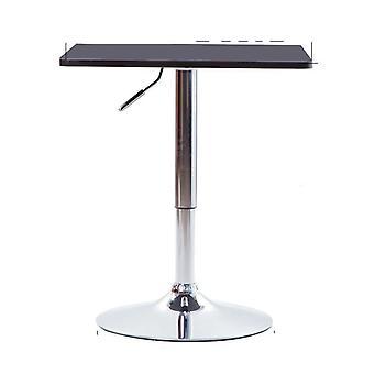 Eurooppalainen massiivipuubaaripöytä Sohvapöytä Yksinkertainen ruokapöytä voi nostaa kokousta