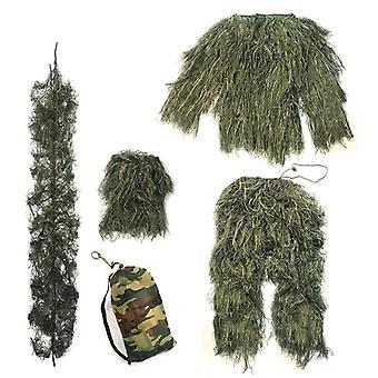 3d Tactische Woestijnsneeuw, Camouflageuniform, Jacht Ghillie Kostuum