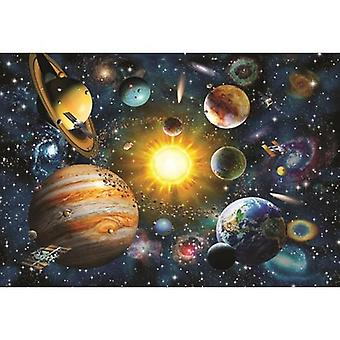 Anatolian Sun System Jigsaw Puzzle Mini Games Mounting Picture Space Travel