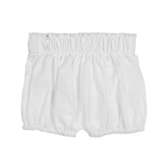 Baby Cotton Shorts Ruffle Bloomers Mutandine estive