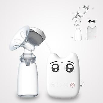 Single/double Electric Breast Pump Baby Nipple Suction Feeding Breasts Bottle