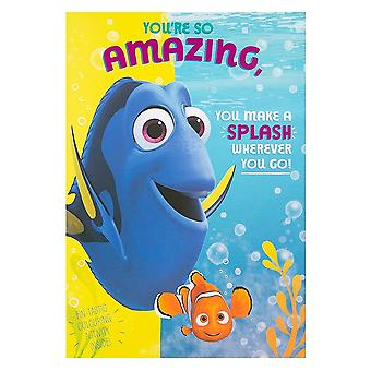 Hallmark Finding Dory Youre So Amazing Colour In Birthday Card 25461980