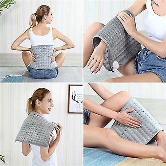 Physiotherapy Electric Heating Pad, Timer For Shoulder, Neck, Back, Spine, Leg
