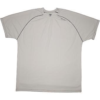 Cliff Keen MXS Loose Gear Short Sleeve Technical Shirt - Gray