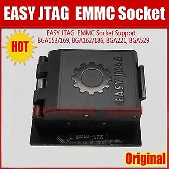 Plus Box Emmc Socket (bga153/169, Bga162/186, Bga221, Bga529)