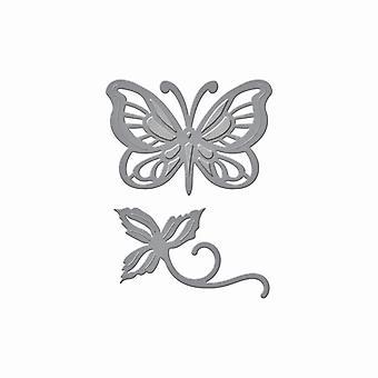 Spellbinders Die D-Lites - Genialny Motyl