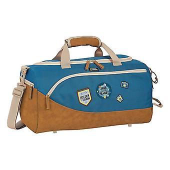 Sportsbag National Geographic Explorer Blue Brown (25 L)