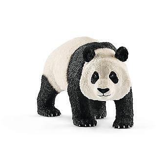 Schleich 14772 Giant Panda, Male Animal Figure Wild Life