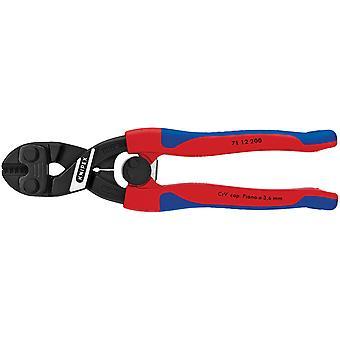 Knipex 49188 200mm Cobolt Compact Bolt Cutters with Sprung Handles