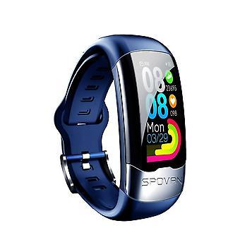 Smart Armband Sport Band mit Ecg Aktivität Tracker Blutdruck Herzfrequenz