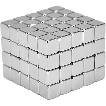 HanFei 100 Stuck Magnete Wrfel fr Glasmagnetplatten, Magnettafeln, Whiteboards, Khlschrnke 5mm