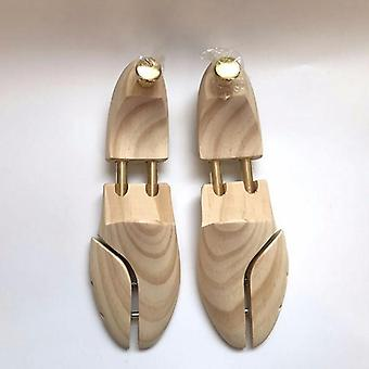 Twin Tube High Solid Wood Spring Adjustable Shoe Shaper
