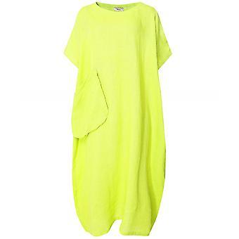Thanny Anna Linen Dress