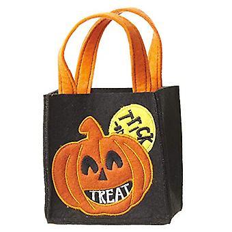 Heaven Sends Halloween Pumpkin Bag