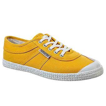 KAWASAKI FOOTWEAR - Original canvas shoe - golden rod - men's footwear