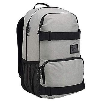 Burton Treble Yell, Unisex Adult Backpacks, Gray Heather