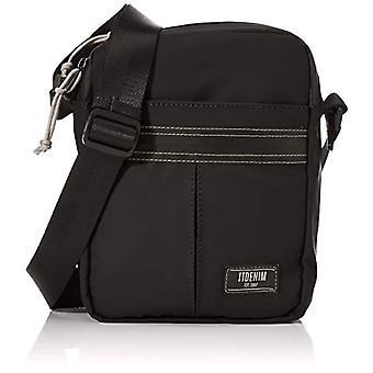 TOM TAILOR Denim Bjorn, Men's Shoulder Bag, Black, M