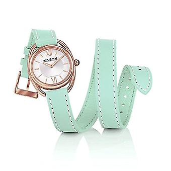 Saint Honore Analog Quartz Watch for Women with Leather Strap 7215268AIR-G