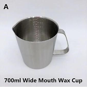 700MLWax Cup Wax Smeltedigel Hjemmelavet Candle Hælde Pitcher Pot Candle Soap Making